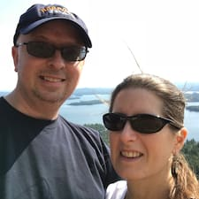 Perfil do utilizador de Kenneth
