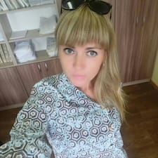 Profil utilisateur de Iryna