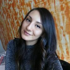 Aura Maria User Profile