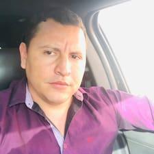 Ronald Muñetones felhasználói profilja