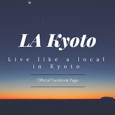 Kyoto Brugerprofil