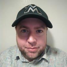 Profil utilisateur de Aaron