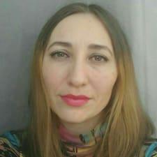 Henkilön Елена Александровна käyttäjäprofiili