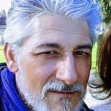 Patrizio felhasználói profilja