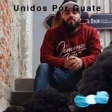 Erasmo felhasználói profilja