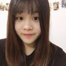 Profil korisnika 侑怡