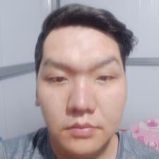 恰格得尔加甫 felhasználói profilja