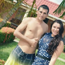 Saiba mais sobre Pamela  And Jorge