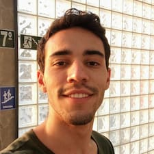 Henkilön João Gabriel käyttäjäprofiili