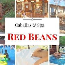 Perfil de usuario de Cabañas Red Beans