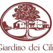 Il Giardino felhasználói profilja