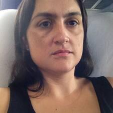Luciana felhasználói profilja