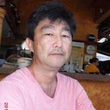Profilo utente di Geraldo Kunio