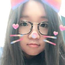欣怡 User Profile