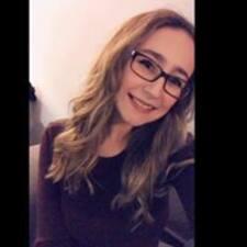 Sabrina felhasználói profilja