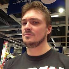 Nutzerprofil von István