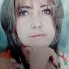 Angela Viviana felhasználói profilja