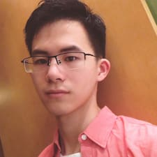 锦辉さんのプロフィール