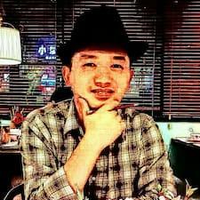 名权 felhasználói profilja
