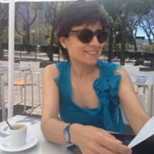 Notandalýsing Cristina