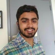 Siddharth的用戶個人資料