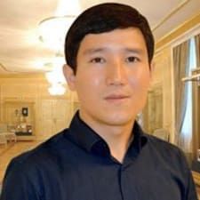 Azamat User Profile