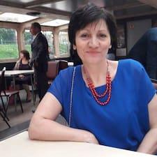 Вера Brukerprofil