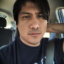 Armando felhasználói profilja