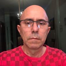 Profil utilisateur de Ronaldo De Castro Del-Fiaco