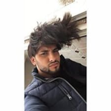 Profil Pengguna Tariq