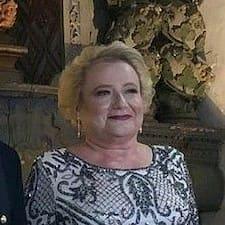 Henkilön Virginia Maria De Sousa käyttäjäprofiili