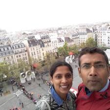 Suchi + Sanjay Brugerprofil