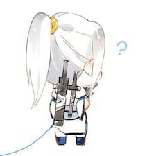 Profil utilisateur de 晓怡