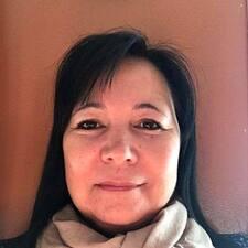 Henkilön Anne Marie käyttäjäprofiili