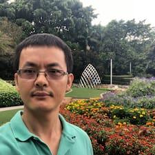 Zhantao felhasználói profilja