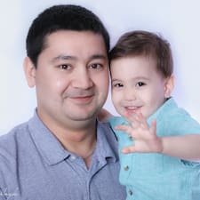 Maruf User Profile