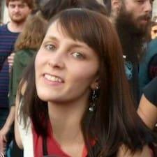 Sara felhasználói profilja
