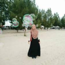 Profil utilisateur de Nurul Anatea