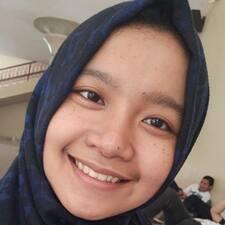 Raditya User Profile