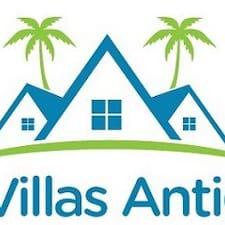 TT Villas的用戶個人資料