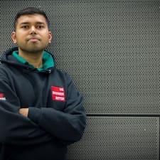 Profil utilisateur de Suprabh