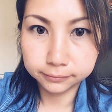 Michiko felhasználói profilja