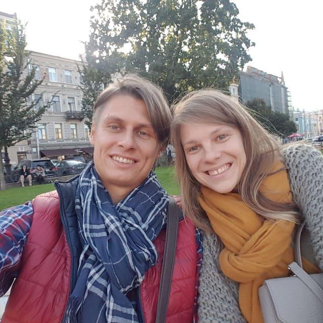 Pavel & Elena User Profile