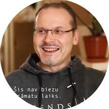 Nutzerprofil von Dmitrijs
