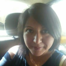Profil utilisateur de Anahi