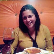 Angélica María的用戶個人資料