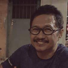 Profil utilisateur de Say Seong