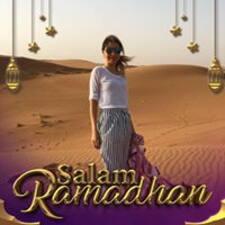 Meerim felhasználói profilja