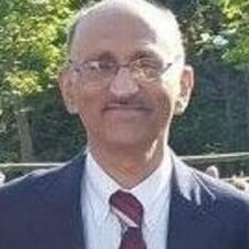 Deepak Brukerprofil