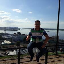 Jorge Eliecer felhasználói profilja